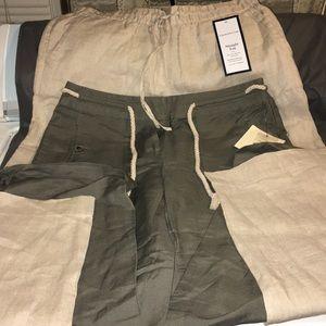 Pants - Drawstring pants new with tags
